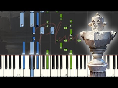 Caravan Palace - Plume: Synthesia Piano Tutorial