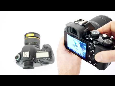 Sony A7 (+A7r) review pt2 - Photography features VS 5D mkIII