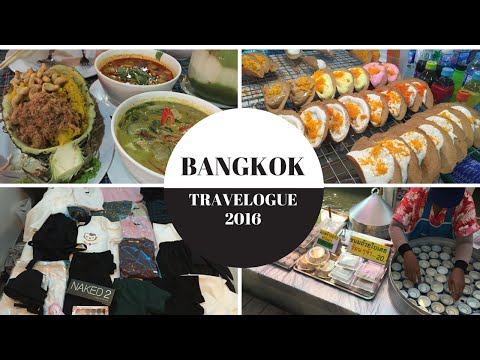 BANGKOK TRAVELLOGUE 2016 (Chatuchak, Pratunam, Platinum, Union Mall, Rot Fai Train Market)
