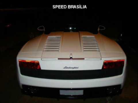 Lamborghini LP560-4 Spyder em Brasília