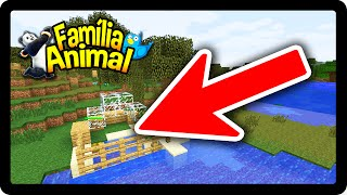 Minecraft: O ANIMAL MAIS MALUCO DO MINECRAFT !! - FAMÍLIA ANIMAL #18