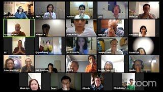 Dhamma chat via Zoom, November 3, 2020.