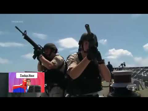*ALL TIME BEST* Somali Pirates VS Ship Security Compilation HD 2017