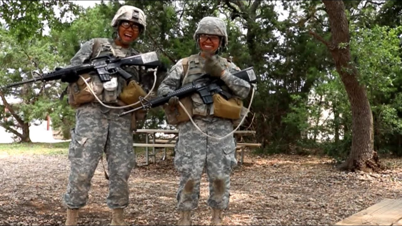 Day By Day Vlog of Camp Bullis 2016 - 68W AIT - YouTube