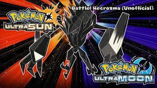 Pokémon Ultra Sun/Moon - Battle! Necrozma (Unofficial)