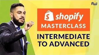 Shopify Masterclass: Intermediate to Advanced | AWeurope 2018