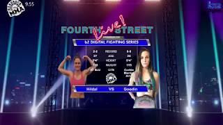 Hardrock MMA 100 Fight 8 Genia Goodin vs Kelsey Hildal 115 Ammy Female Title