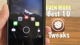 Best 10 Free Cydia Tweaks for iOS 9.3.3 jailbreak