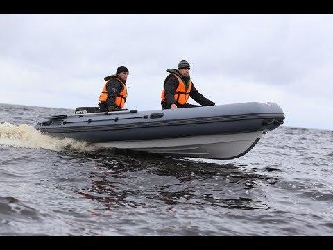 Лодки РИБ НАВИГАТОР (RIB). Обзор и тест-драйв от производителя.