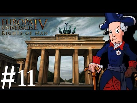 Europa universalis 4 | Rights of Man | Mali | Part 11 | Global Trade