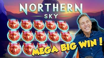 BIG WIN!!! Northern Sky Big win - Casino - free spins (Online Casino)
