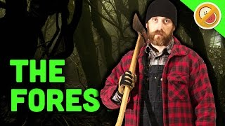 THE TREE FORT  - The Forest w/ Friends [Episode 4]