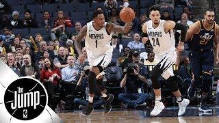 Grizzlies biggest loser from NBA trade deadline | The Jump | ESPN