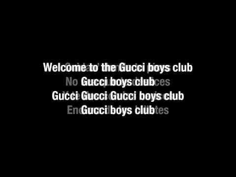 Arcangel   Gucci Boys Club Letra