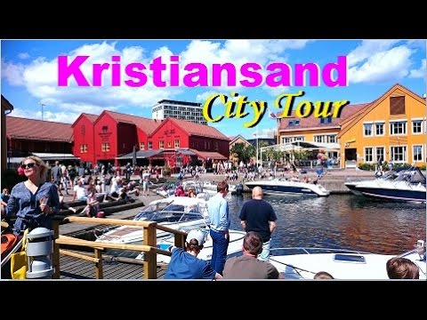 Kristiansand City Tour, Norway
