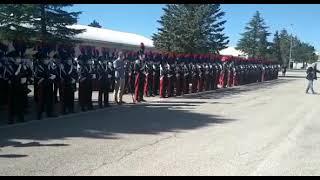 Campobasso, la cerimonia di Giuramento degli Allievi del 140esimo Corso Formativo