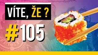 #105 ● VÍTE, ŽE...?