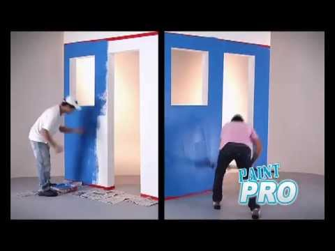 paint pro youtube. Black Bedroom Furniture Sets. Home Design Ideas