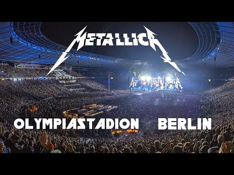 Metallica - Live In Berlin, Germany (2019) [Full Webcast] [AUDIO UPGRADE]
