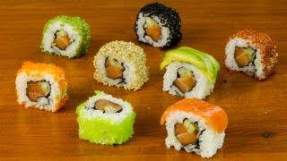 Wie zu Kochen Sushi-Dinner-Party