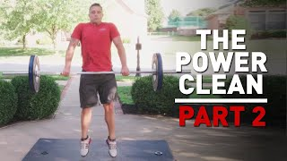 Troubleshooting the Power Clean: Fix These Common Mistakes!