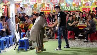 양푼이품바 갓바위 꽃타령 사랑 반 눈물 반 9시 일산 해수욕장 0709