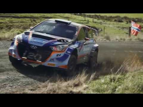 Paddon Hyundai NZ OTAGO RALLY 2018 Review