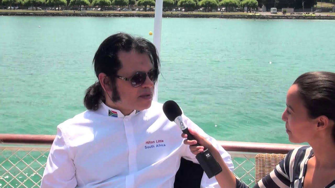 Interview exclusive de Hilton LITTLE, Chef du Président de la République d'Afrique du Sud