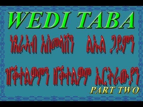 Eritrean New WEDI TABA Exposing The Opposition killers Leul Gayem  PART TWO