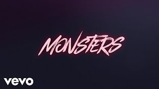 Youngr - Monsters (Lyric Video)