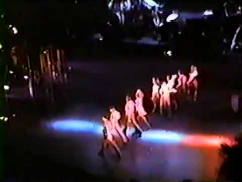 Billy Joels Movin' Out The Musical Featuring Michael Cavanaugh NY,NY 10 13 02