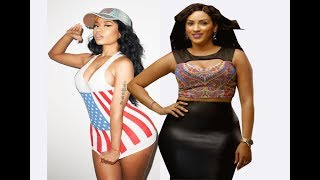 Nicki Minaj vs Juliet Ibrahim Beef - one Fake and one real curves