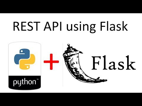 Building A REST API Using Python And Flask | Flask-RESTful