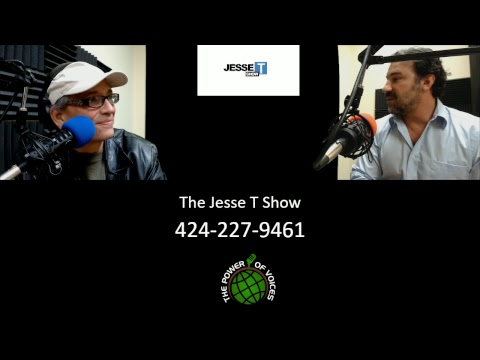 Jerry G. Angelo  'American Warfighter' On The JESSE T Show Mp3