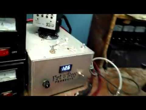 Radio cb  ffc4 anthony de Costarica modificado
