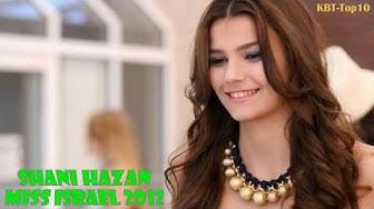 Top 10 Miss Israel
