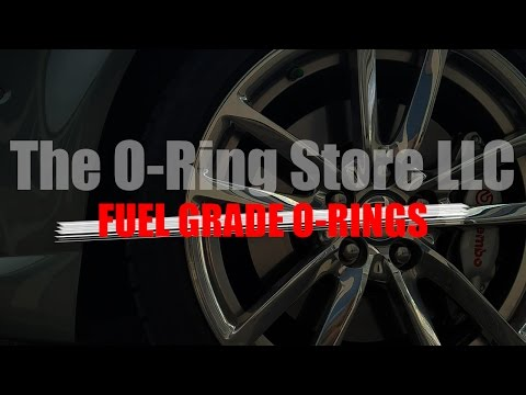 Fuel Resistant O-Rings - The O-Ring Store
