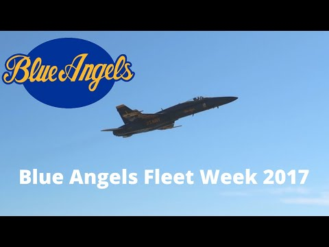 Blue Angels Takeoff from Oakland Airport Oct 7 2017 for Fleet Week SF
