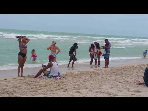 Fun Day At The Beach-Memorial Day Weekend 2018-South Beach !!