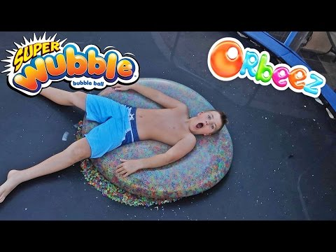 Thumbnail: ORBEEZ IN A WUBBLE BUBBLE