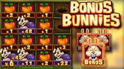 x??? win / Bonus Bunnies free spins compilation!
