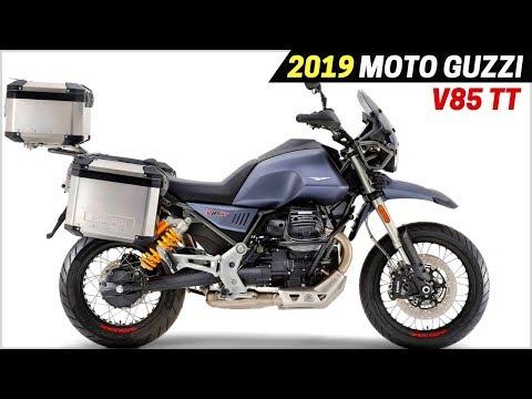 NEW  Moto Guzzi V TT - The First Moto Guzzi Engine That Can Easily Reach  rpm