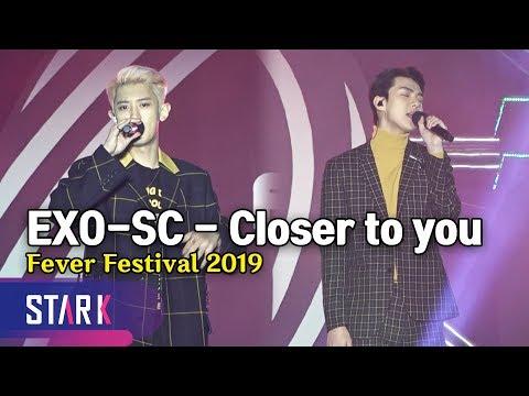 EXO-SC 'Closer To You' Stage (엑소 세훈&찬열, 오빠라고 '부르면 돼')