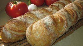 Рецепт- Французский багет