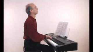 Domenico Zipoli Fughetta in E minor (Piano)