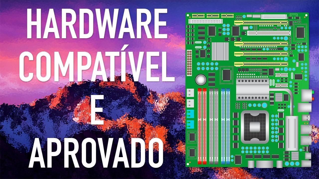 HACKINTOSH PT-BR - Hardware compatível e aprovado (Minha Configuração)
