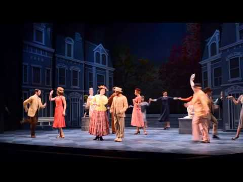 "Syracuse Stage Presents Disney and Cameron Mackintosh's ""Mary Poppins"""