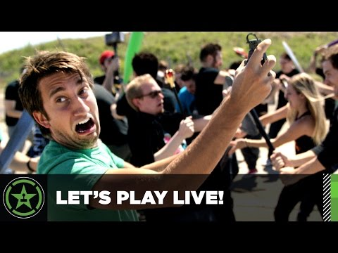 FIVE-WAY IN 4K – Let's Play Live Trailer!