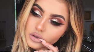 FULL GLAM TUTORIAL - TIPS FROM A MAKEUP ARTIST | JAMIE GENEVIEVE
