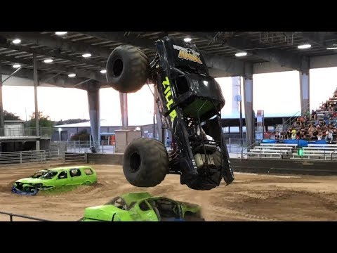 Texas Mechanical Mayhem Pasadena 9-7-19(Saturday Night) Full Show